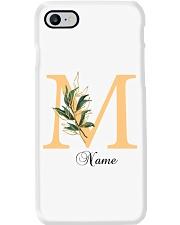 Floral M Phone Case thumbnail