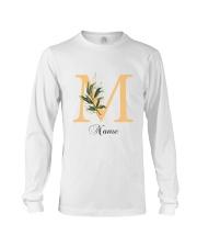 Floral M Long Sleeve Tee thumbnail