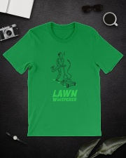 Lawn Whisperer Classic T-Shirt lifestyle-mens-crewneck-front-16