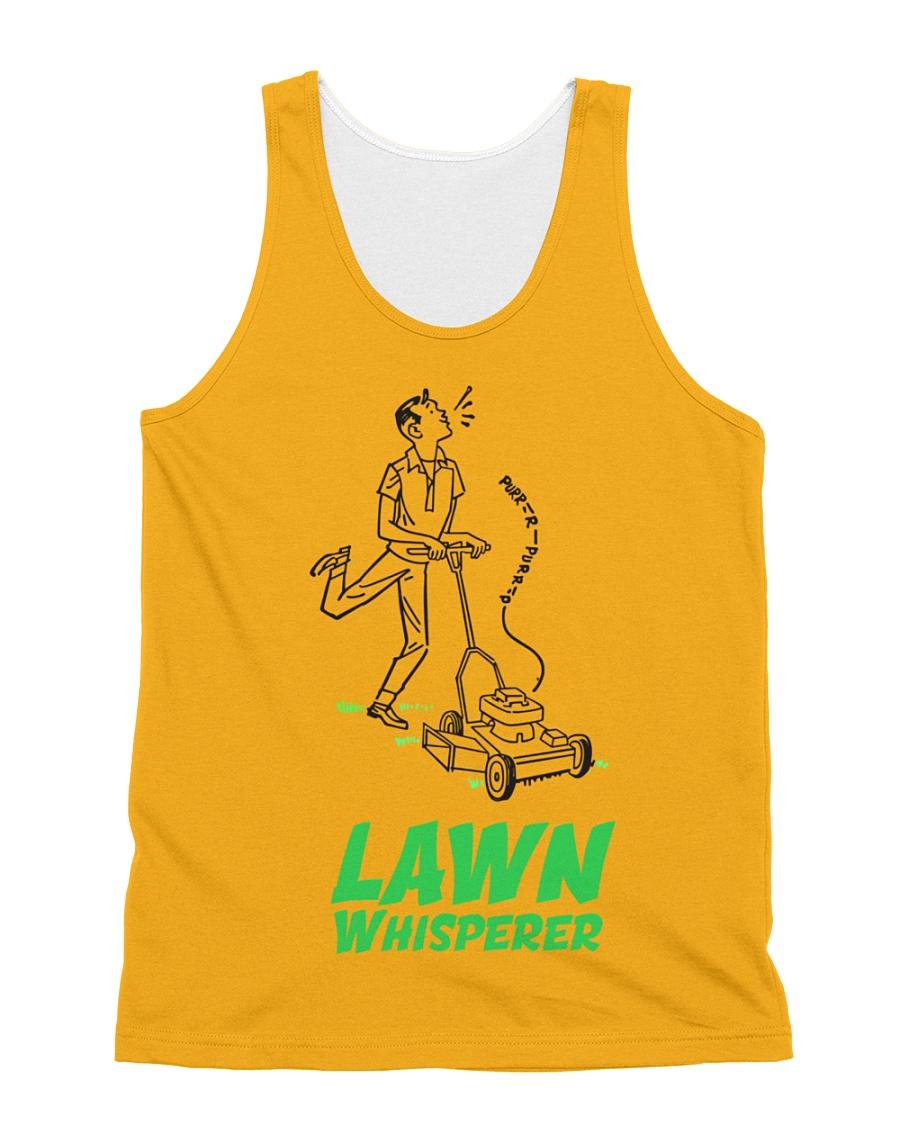Lawn Whisperer All-over Unisex Tank
