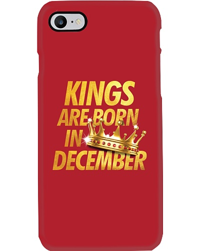 Kings Are Born in December