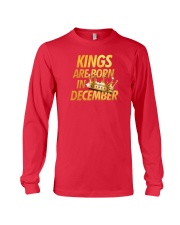 Kings Are Born in December Long Sleeve Tee thumbnail