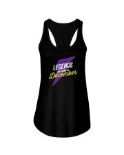 Legends Are Born in December Ladies Flowy Tank thumbnail