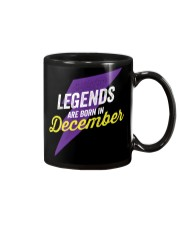 Legends Are Born in December Mug thumbnail