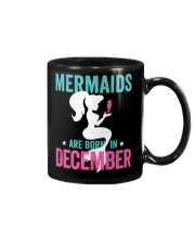 Mermaids Are Born in December Mug thumbnail