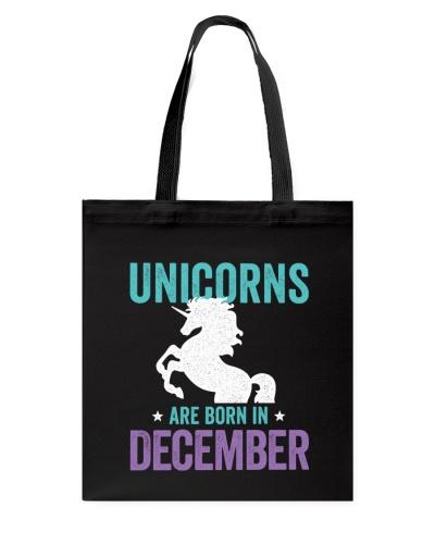 Unicorns Are Born in December