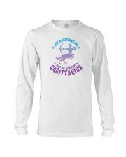 December Girl an Amazing Sagittarius Long Sleeve Tee thumbnail
