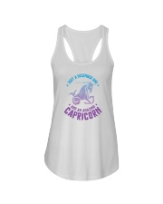 December Girl an Amazing Capricorn Ladies Flowy Tank thumbnail
