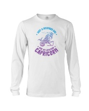 December Girl an Amazing Capricorn Long Sleeve Tee thumbnail
