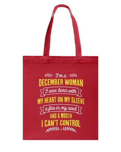 I'm a December Woman