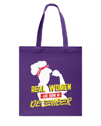 Real Women are Born in December