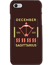 December Sagittarius Phone Case thumbnail