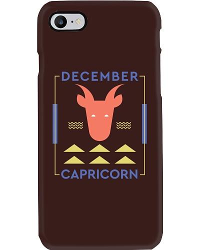 December Capricorn