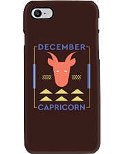 December Capricorn Phone Case thumbnail