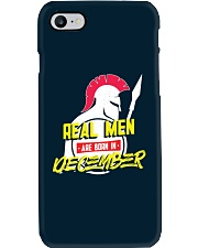Real Men are Born in December Phone Case thumbnail