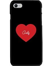 Guilty - Couple's Design Phone Case thumbnail
