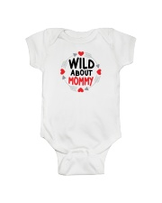Wild About Mommy Onesie thumbnail