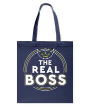 The REAL BOSS Tote Bag thumbnail