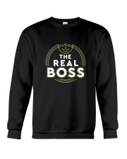 The REAL BOSS Crewneck Sweatshirt thumbnail