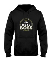 The REAL BOSS Hooded Sweatshirt thumbnail
