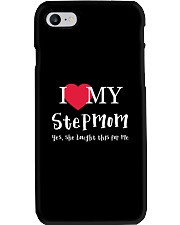 I Love My Stepmom - Yes She Bought This For Me Phone Case thumbnail