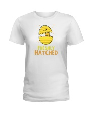 Freshly Hatched Ladies T-Shirt thumbnail
