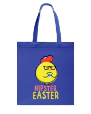 Hipster Easter Tote Bag tile