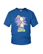 Hoppy Easter Youth T-Shirt tile