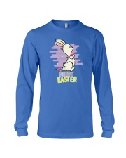 Hoppy Easter Long Sleeve Tee tile