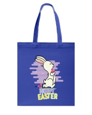 Hoppy Easter Tote Bag tile