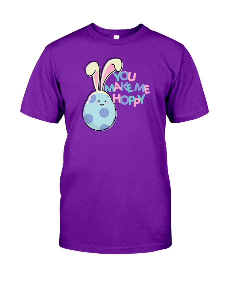 You Make Me Hoppy Classic T-Shirt