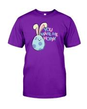You Make Me Hoppy Classic T-Shirt front