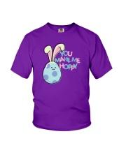 You Make Me Hoppy Youth T-Shirt thumbnail