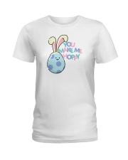 You Make Me Hoppy Ladies T-Shirt thumbnail