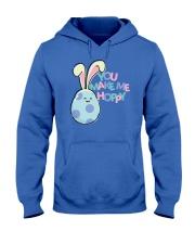 You Make Me Hoppy Hooded Sweatshirt thumbnail