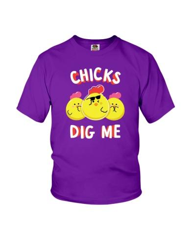 Chicks Dig Me