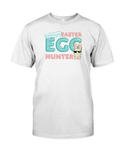 Official Easter Egg Hunter Classic T-Shirt front