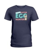 Oficial Easter Egg Hunter Ladies T-Shirt thumbnail
