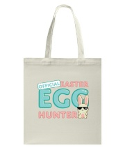 Oficial Easter Egg Hunter Tote Bag thumbnail