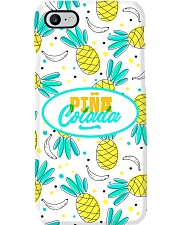 Piña Colada Phone Case tile