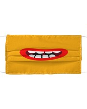 Beautiful Smile Cloth face mask front