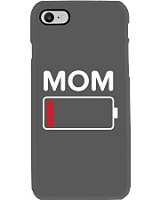 Mom Low Batery Phone Case thumbnail