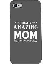 Totally Amazing Mom Phone Case tile