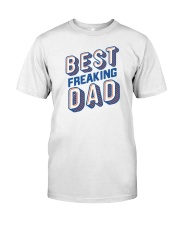 Best Freaking Dad Premium Fit Mens Tee thumbnail