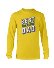 Best Freaking Dad Long Sleeve Tee tile