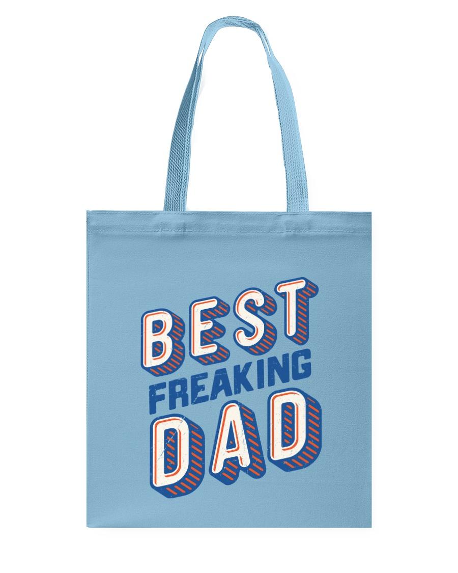 Best Freaking Dad Tote Bag