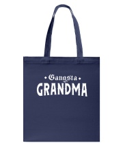 Gangsta Grandma Tote Bag tile