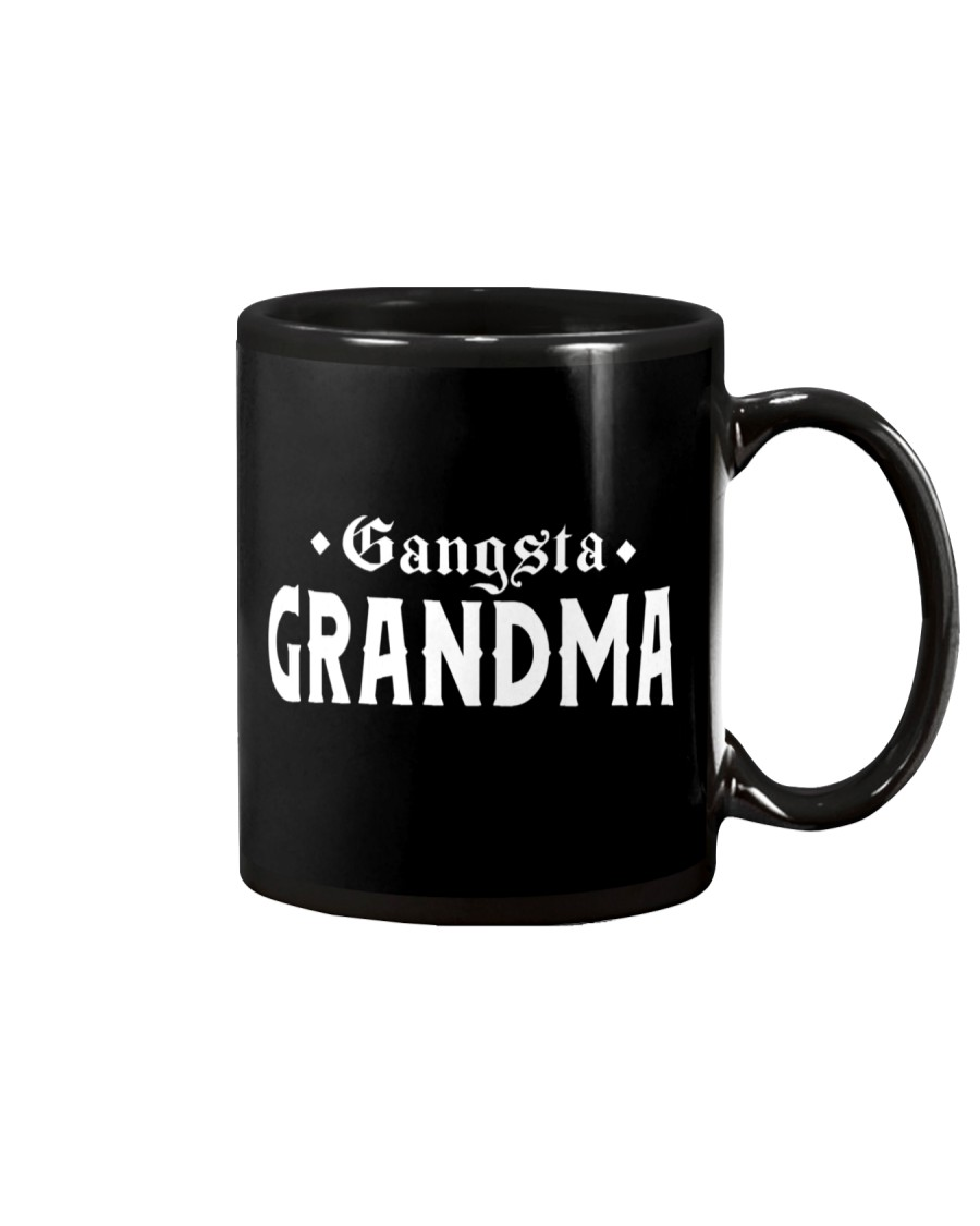 Gangsta Grandma Mug