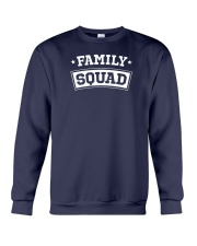 Family Squad Crewneck Sweatshirt tile