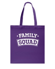 Family Squad Tote Bag thumbnail